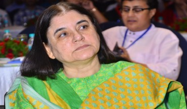 The event was flagged off by Smt Maneka Gandhi, Minister for Women & Child Development